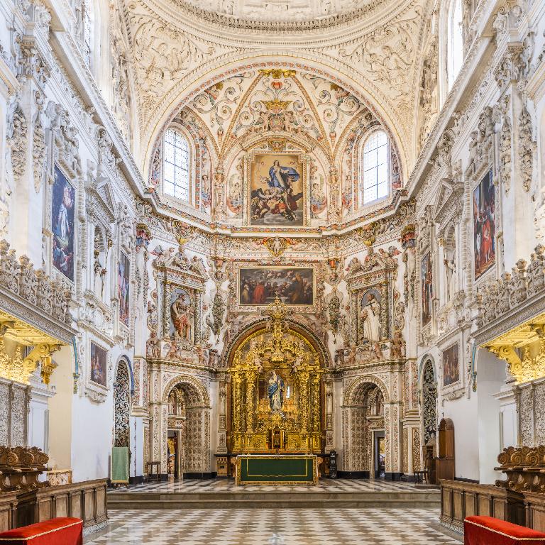 Cartuja de Granada – Real Monasterio de Nuestra Señora de la Asunción de la  Cartuja